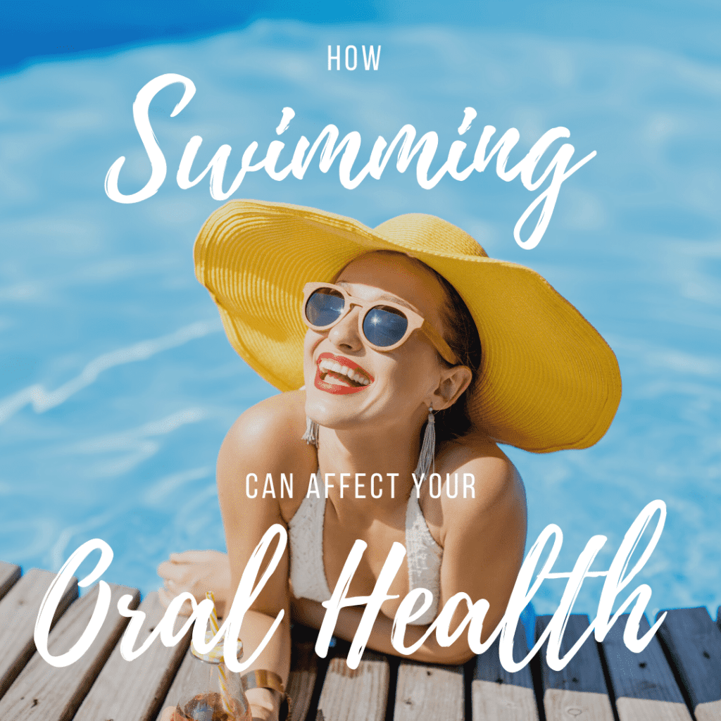 How Swimming Can Affect Your Oral Health